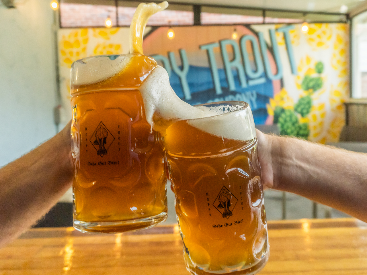 Oktoberfest Craft Beer Lager